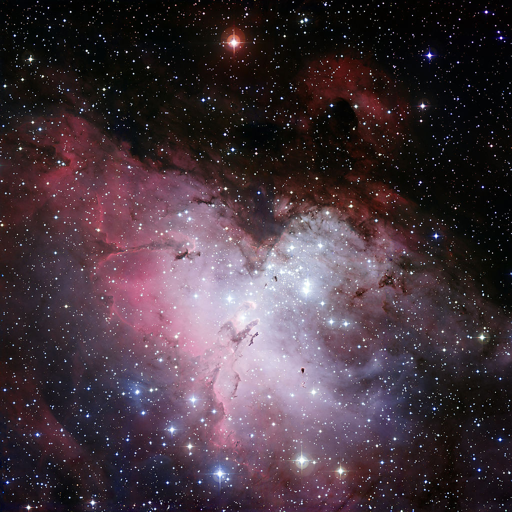 M16: the Eagle Nebula by ESO